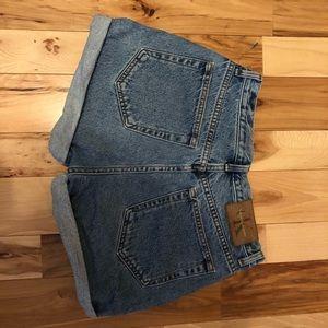 Calvin Klein vintage Jean shorts
